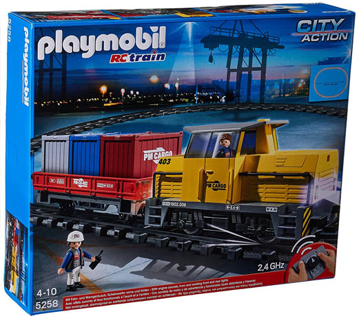 tren de juguete playmobil